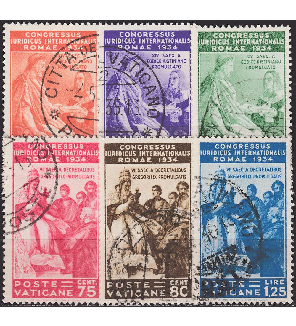 3 Gestempelte Briefmarken Vatikan 1 Mit Benedikt Xvi 25 Geschickte Herstellung Nr