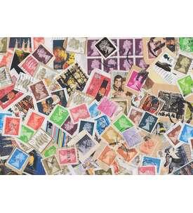 Großbritannien - Charity 250 Gramm Briefmarke