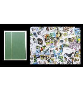 Großes Einsteckalbum mit Marken im Michel Wert von ca.300,- Euro Briefmarke