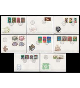 Liechtenstein 1977 FDC Ersttagsbriefe Briefmarke