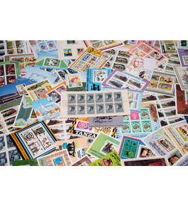 Blocks und Kleinbogen mit Tschechoslowakei Kleinbogen Nr.646 Briefmarke