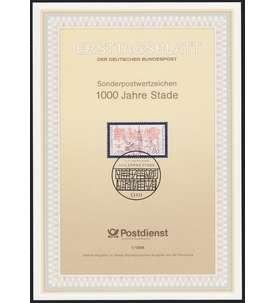 BRD Bund ETB 1994 Briefmarke