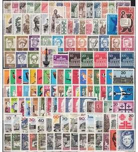 Berlin 1960-1968 postfrisch ** komplett Briefmarke