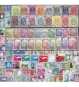 BRD Bund 50er-Jahre Top-Kollektion Briefmarke
