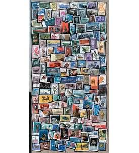 DDR 150 verschiedene Sperrwerte postfrisch ** Briefmarke