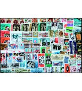 DDR gestempelte Partie aus den Jahren 1980-1990 nur komplette Ausgaben Briefmarke