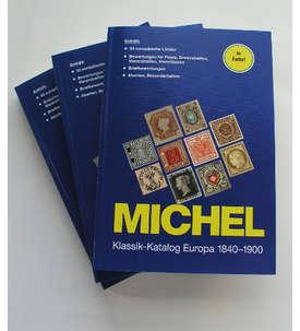 Michel-Klassik-Katalog Europa 1840-1900 Ehemaliger VK 98,- Euro Briefmarke