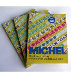 Michel Rollenmarken Katalog Deutschland 2006 Briefmarke