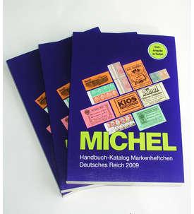 Michel Handbuch-Katalog Markenheftchen Deutsches Reich 2009 Ehemaliger VK 98,- Euro Briefmarke