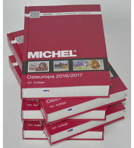 MICHEL-Katalog Europa 2016/17 Band 7 (EK7) Osteuropa Briefmarke
