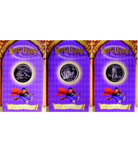 HARRY POTTER AUSGABE 2002 in ST