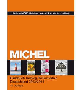 Michel Rollenmarken Katalog Deutschland 2013 Briefmarke