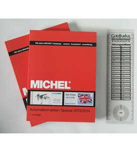 Michel Automatenmarken-Spezial Katalog 7. Auflage - NEU Briefmarke