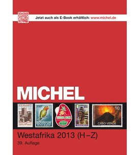 Michel Westafrika Band 5/2 H-Z - 2013 Briefmarke