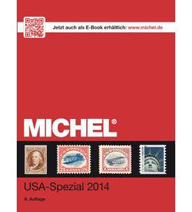 Michel USA Spezial 2014 Neu in Farbe Briefmarke