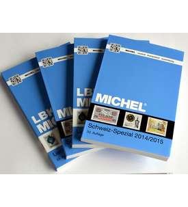 Michel Schweiz/Liechtenstein Spezial Katalog 2014/2015 im 2er Set Katalog