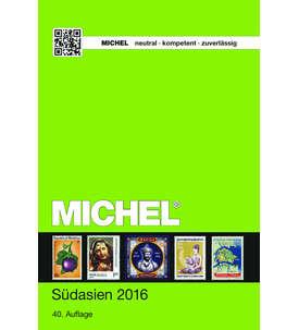 MICHEL Südasien Briefmarken Katalog Band 8/1-2016 Briefmarke