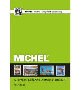 MICHEL-Katalog Übersee 2016 Band 7/2 (ÜK 7/2) Australien/Ozeanien/Antarktis Briefmarke