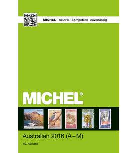 MICHEL-Katalog Übersee 2016 Band 7/1 (ÜK 7/1) Australien/Ozeanien/Antarktis Briefmarke