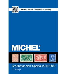 MICHEL-Katalog Großbritannien Spezial 2016/17 Briefmarke