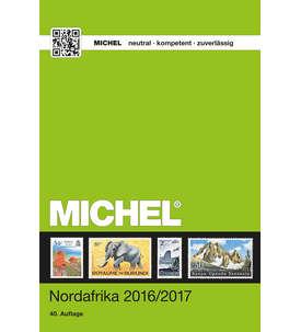 MICHEL-Katalog Übersee 2016/17 Band 4/1 (ÜK 4/1) Nordafrika Briefmarke