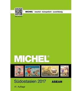 MICHEL-Katalog Übersee 2017 Band 8/2 (ÜK 8/2) Südostasien Briefmarke