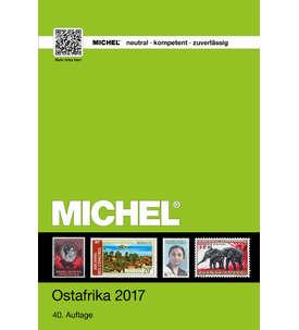 MICHEL-Katalog Übersee 2017 Band 4/2 (ÜK 4/2) Ostafrika Briefmarke