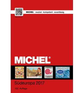 MICHEL-Katalog Europa 2017 Band3 (EK3) Südeuropa ehem. VP 69,80 _ Briefmarke