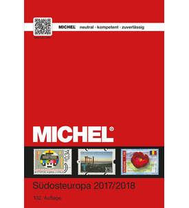 MICHEL-Katalog Europa 2017/18 Band4 (EK4) Südosteuropa Briefmarke