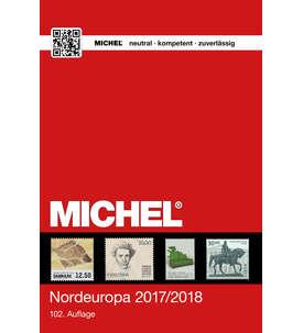MICHEL-Katalog Europa 2017/18 Band5 (EK5) Nordeuropa Briefmarke
