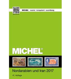 MICHEL-Katalog Nordarabien und Iran 2017 Band 10/1 (ÜK 10/1) Briefmarke
