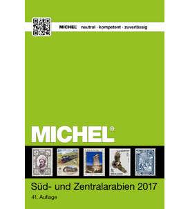 MICHEL-Katalog Süd- und Zentralarabien 2017 Band 10/2 (ÜK 10/2) Briefmarke