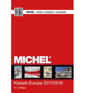 MICHEL-Klassik-Katalog Europa 1840-1914 - 12. Auflage Briefmarke