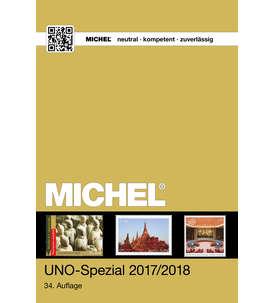 MICHEL UNO-Spezial Katalog 2017/2018 - 34. Auflage Briefmarke