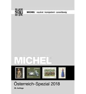 MICHEL-Briefmarkenkatalog Österreich Spezial 2018 Briefmarke