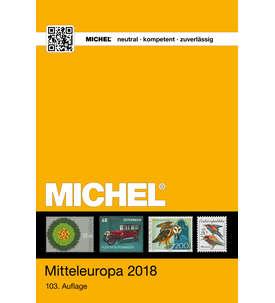 MICHEL-Katalog Europa 2018 Band1 (EK1) Mitteleuropa Briefmarke