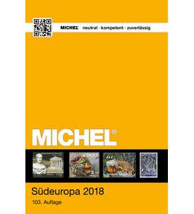MICHEL-Katalog Europa 2018 Band 3 (EK3) Südeuropa Briefmarke