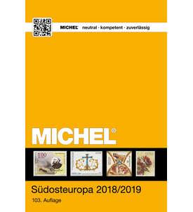 MICHEL-Katalog Europa 2018/19 Band4 (EK4) Südosteuropa Briefmarke