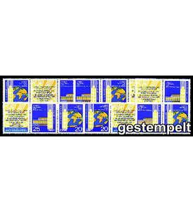 DDR ZD Nr. 1575-1576 gestempelt