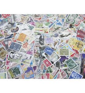 Westeuropa 3000 verschiedene Briefmarken Briefmarke