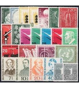 Goldhahn D/änemark 1981 postfrisch Nr 718-745 Briefmarken f/ür Sammler