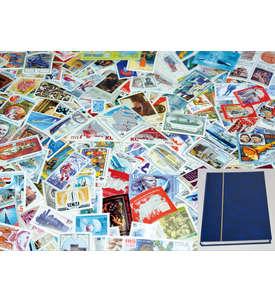 Sowjetunion-Kollektion mit 40 Seiten Einsteckalbum 400 verschiedene postfrische Ausgaben Briefmarke