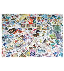 Sowjetunion Top-Kollektion mit 64 Seiten Einsteckalbum 1000 verschiedenen Ausgaben Briefmarke
