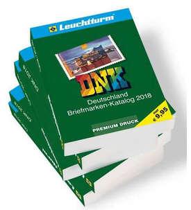 LEUCHTTURM DNK 2018 - Deutschland Briefmarken Katalog - NEU! Briefmarke