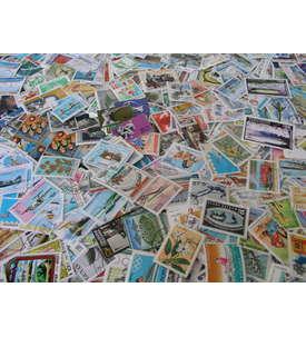 Motivmarken 4000 verschiedene Briefmarke
