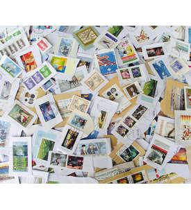 2 Kilo - Missionspaket Briefmarke