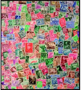 300 3. Reich ohne Gebiete Briefmarke