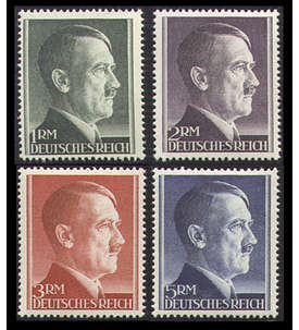 Deutsches Reich Nr. 799B-802B postfrisch