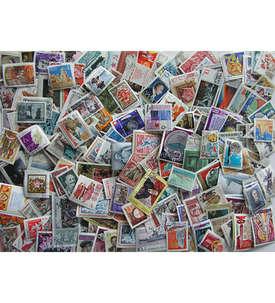 Sowjetunion Sammlung mit Block 43 gestempelt Briefmarke
