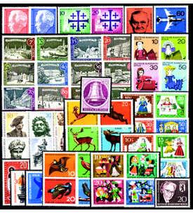 Berlin postfrisch mit Nr. 79 Briefmarke